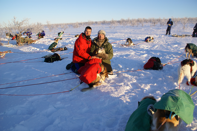 Arne Jill and Lance Ranger